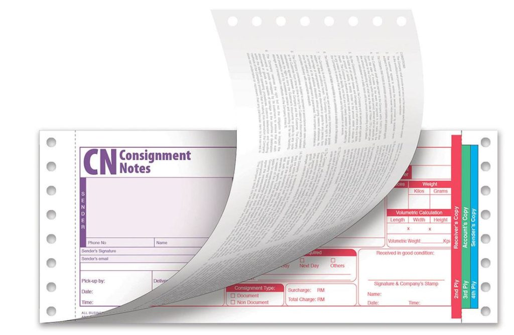 Invoices and Receipts