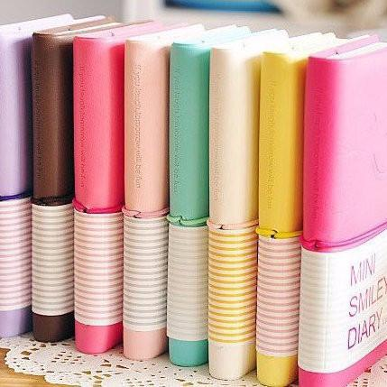 Candy Color Mini Diary